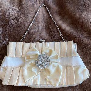 Evening embellished bag